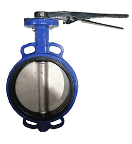 Butterfly Valve Lever Type