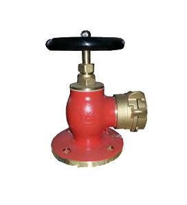 Angle Hydrant V/ Bronze Valves